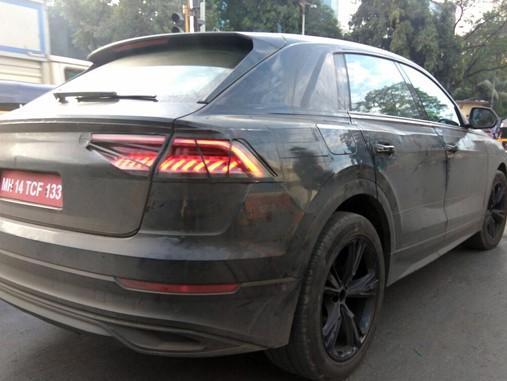 Audi q8 in india