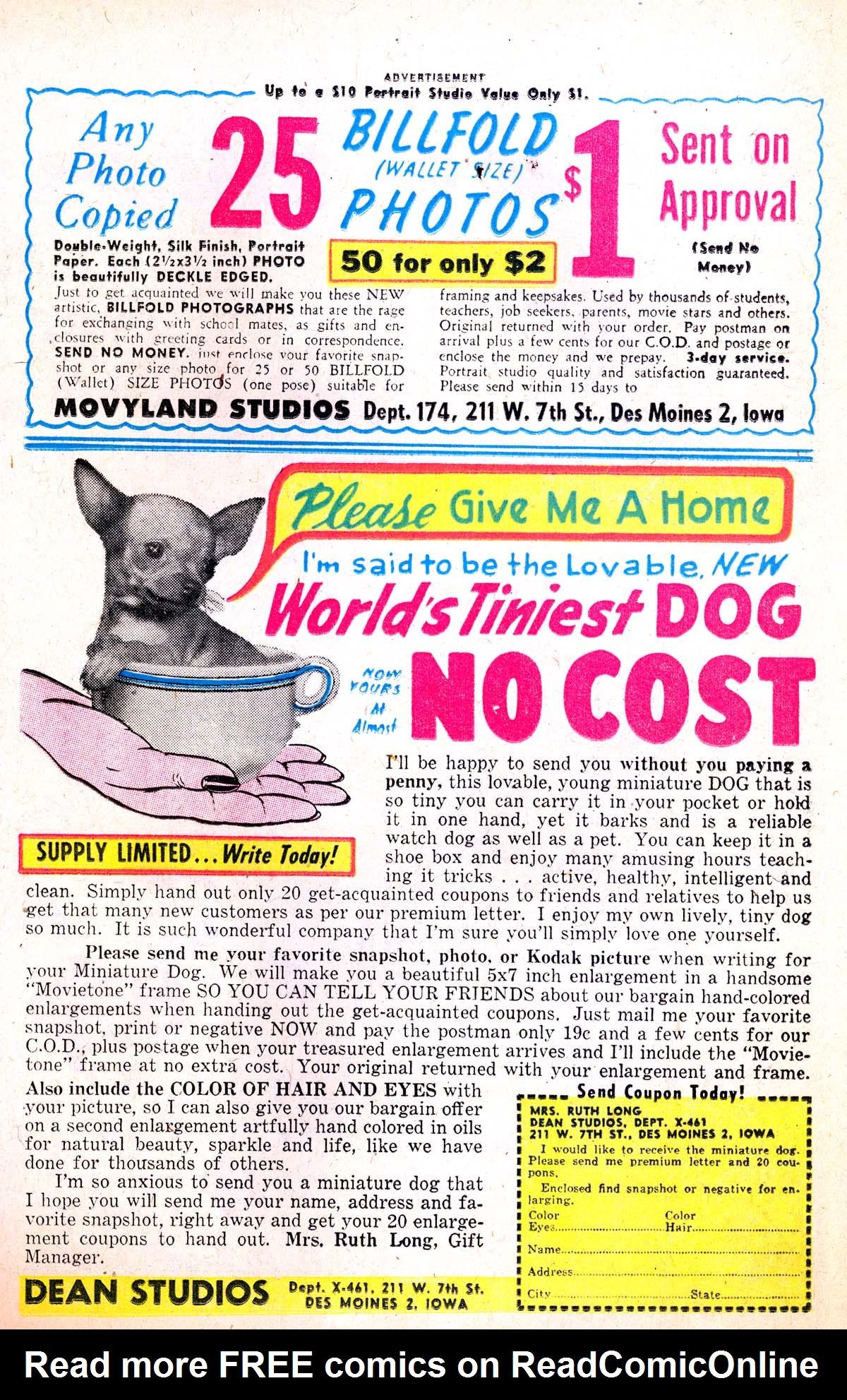 Strange Adventures (1950) issue 75 - Page 17