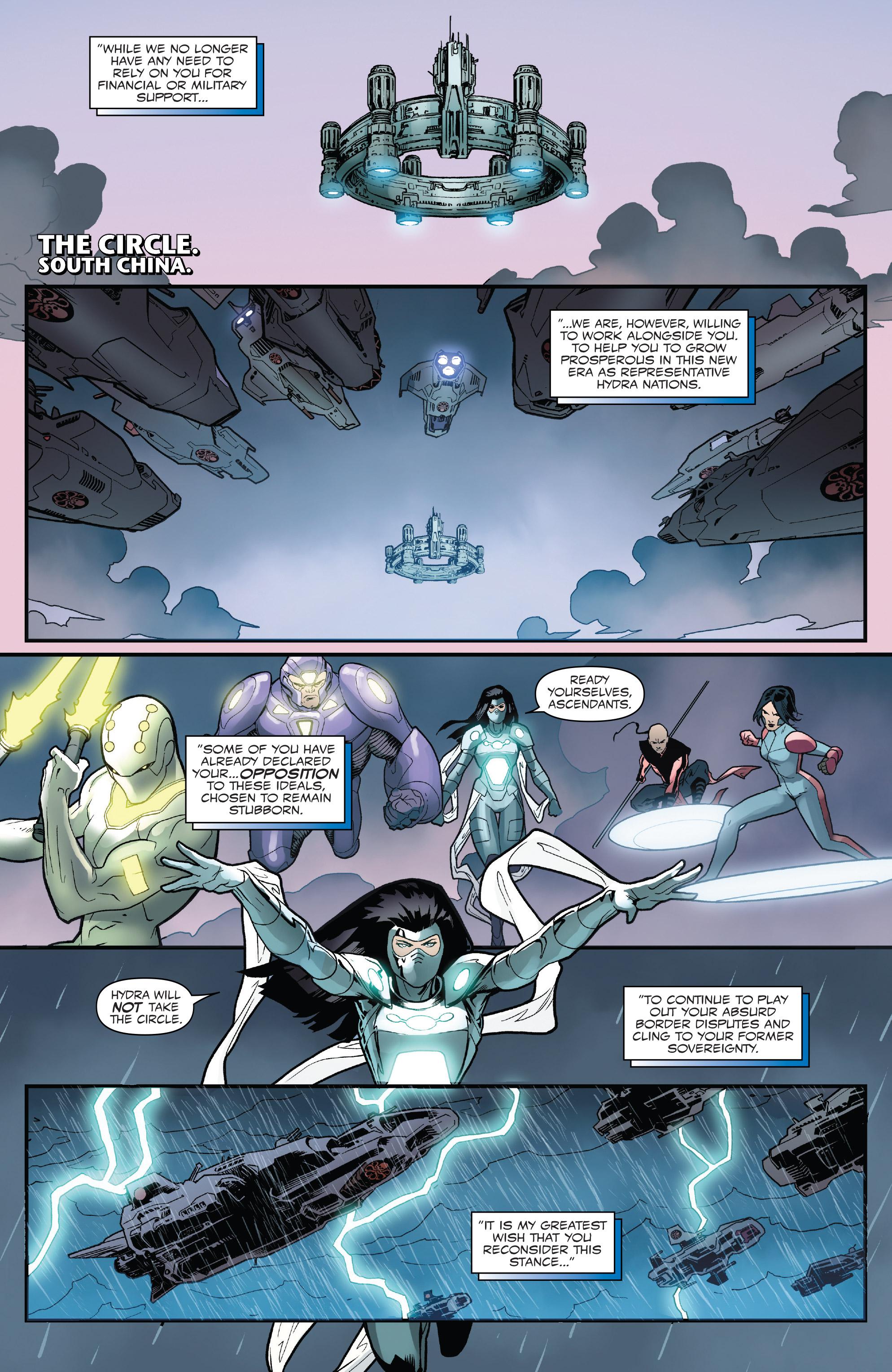 Read online Captain America: Steve Rogers comic -  Issue #18 - 15