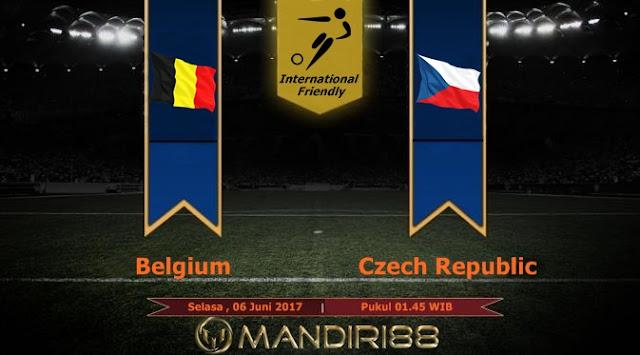 Prediksi Bola : Belgium Vs Czech Republic , Selasa 06 Juni 2017 Pukul 01.45 WIB