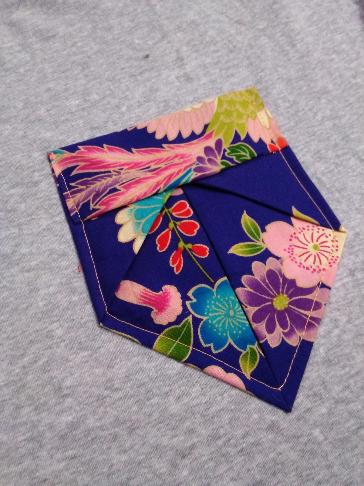 Pandielleando diy bolsillo origami en una camiseta nueva esta vez altavistaventures Image collections