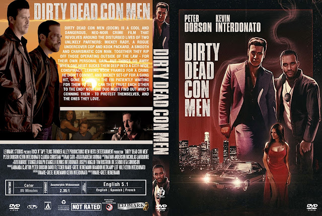 Dirty Dead Con Men DVD Cover