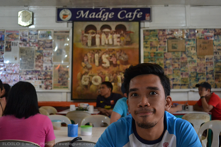 Pinoy Travelogue at Madge Cafe, Iloilo City
