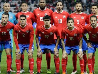 موعد مباريات منتخب كوستاريكا وتشكيل الفريق - المجموعة الخامسة كأس العالم 2018