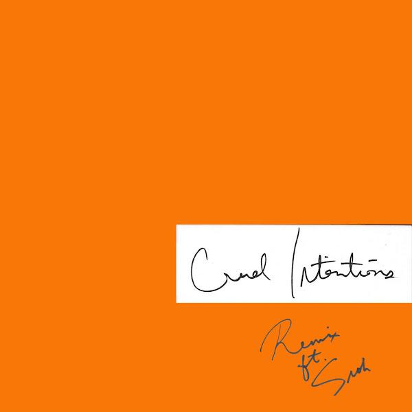 JMSN - Cruel Intentions (Remix) [feat. Snoh Aalegra] - Single Cover