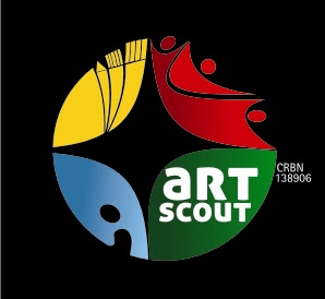 find ART SCOUT on facebook