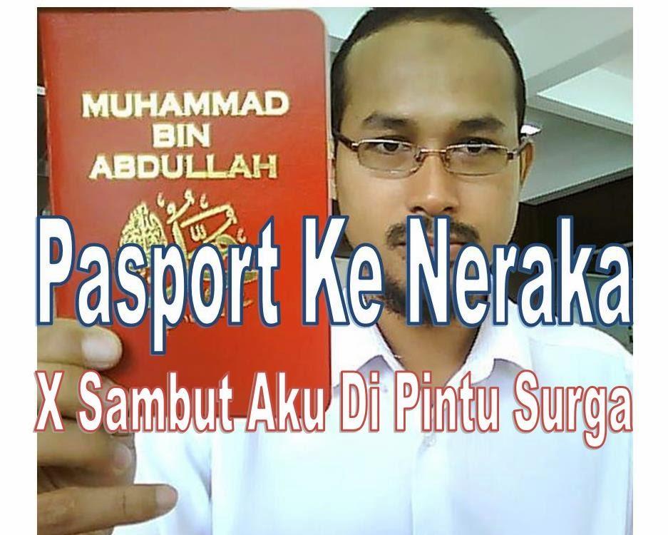 Pasport Ke Neraka