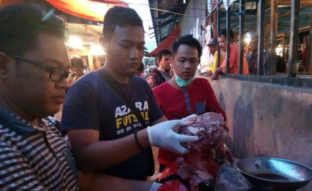 Waspadalah, Daging Sapi Dicampur Daging Babi Banyak Ditemukan Di Daerah Ini