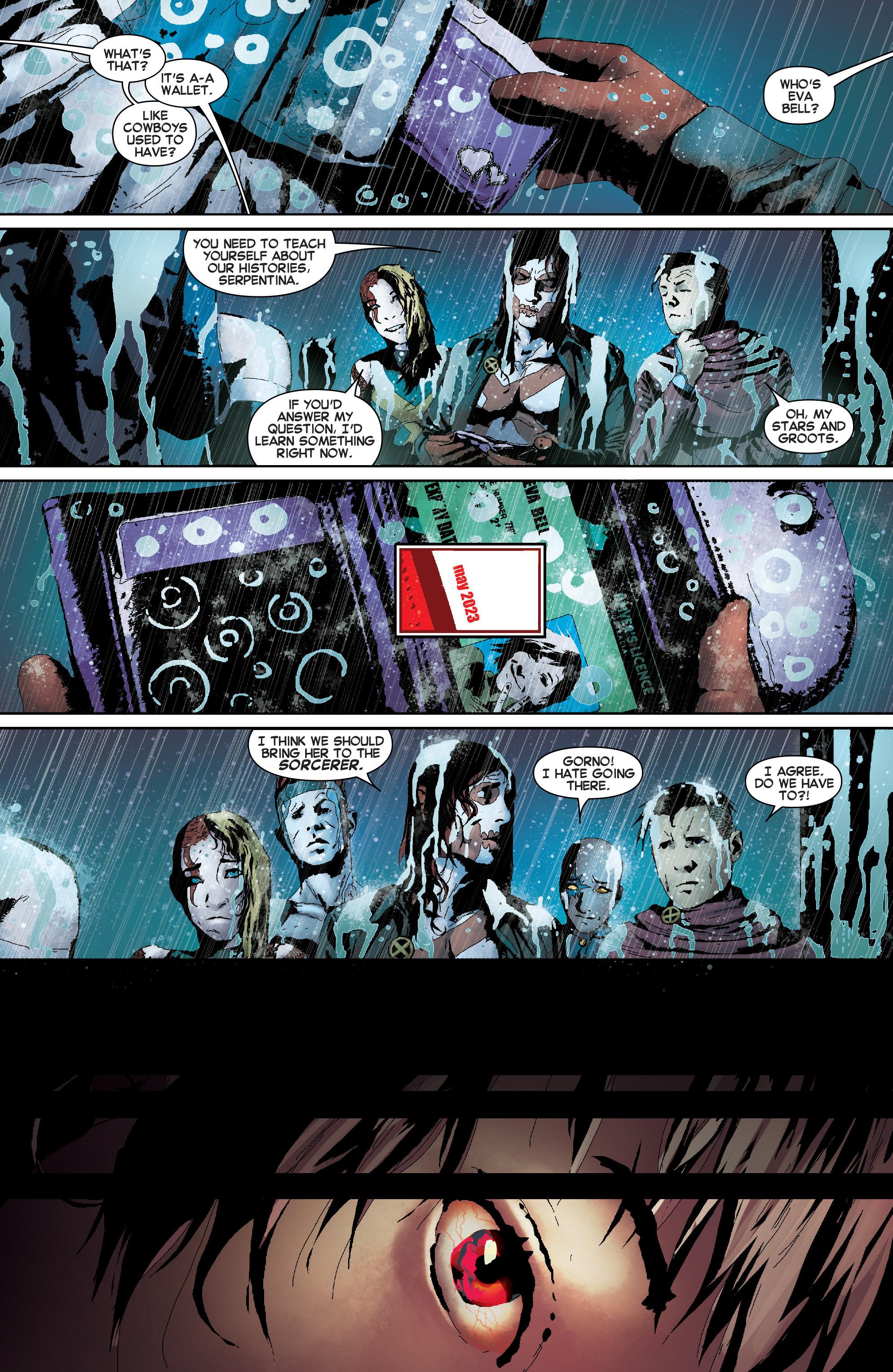 Read online Uncanny X-Men (2013) comic -  Issue # Annual 1 - 16