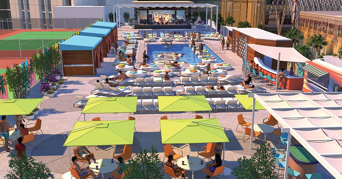 Image result for plaza hotel and casino pool