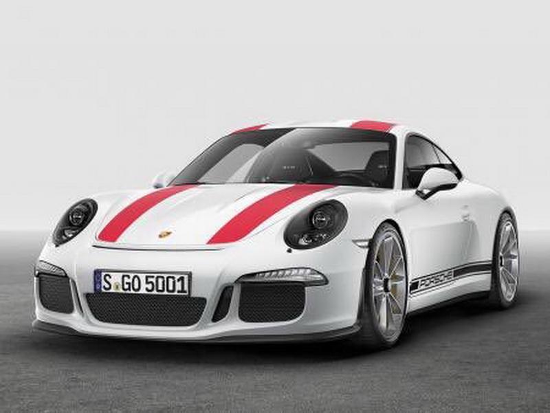 Porsche 911 R 2017 có vẻ ngoài hiền lành, ngây thơ