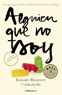 """Alguien que no soy"" de Elisabet Benavent"