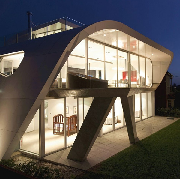Home Design Ideas Architecture: Australia's Architecture With The Flow