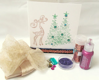 Christmas crafting trends 2013