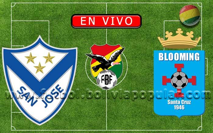 【En Vivo】San José vs. Blooming - Torneo Apertura 2020