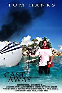 Cast Away (2000) Hindi Tamil - English Full Movie Download BRRip