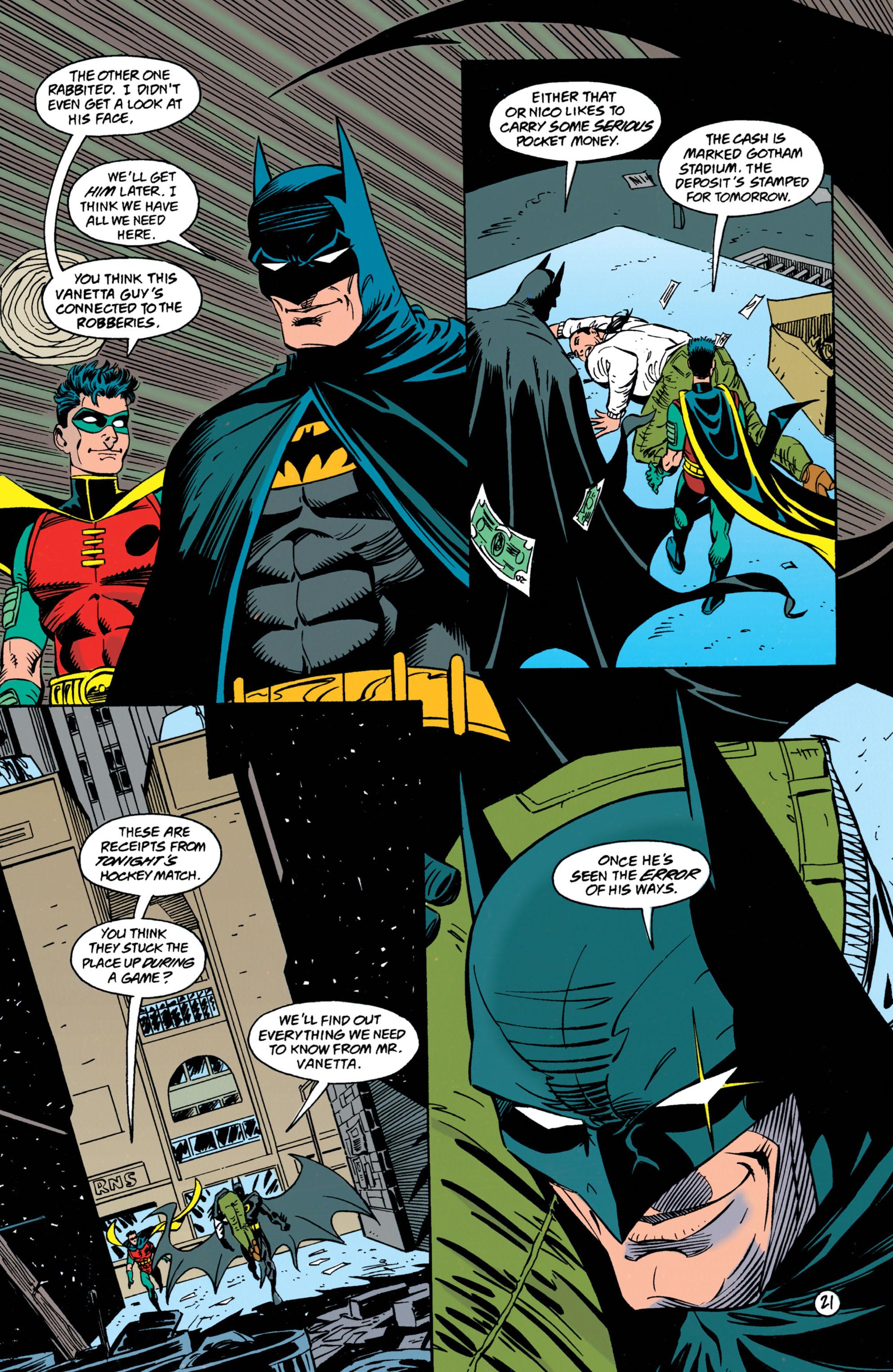 Detective Comics (1937) 683 Page 21