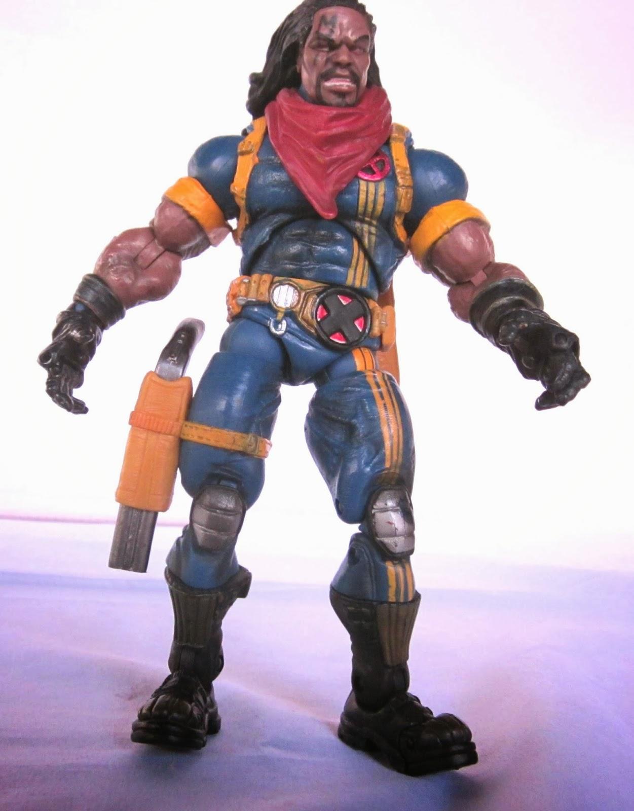 The Toypreneur's Heaven: X-Men Bishop Action Figure