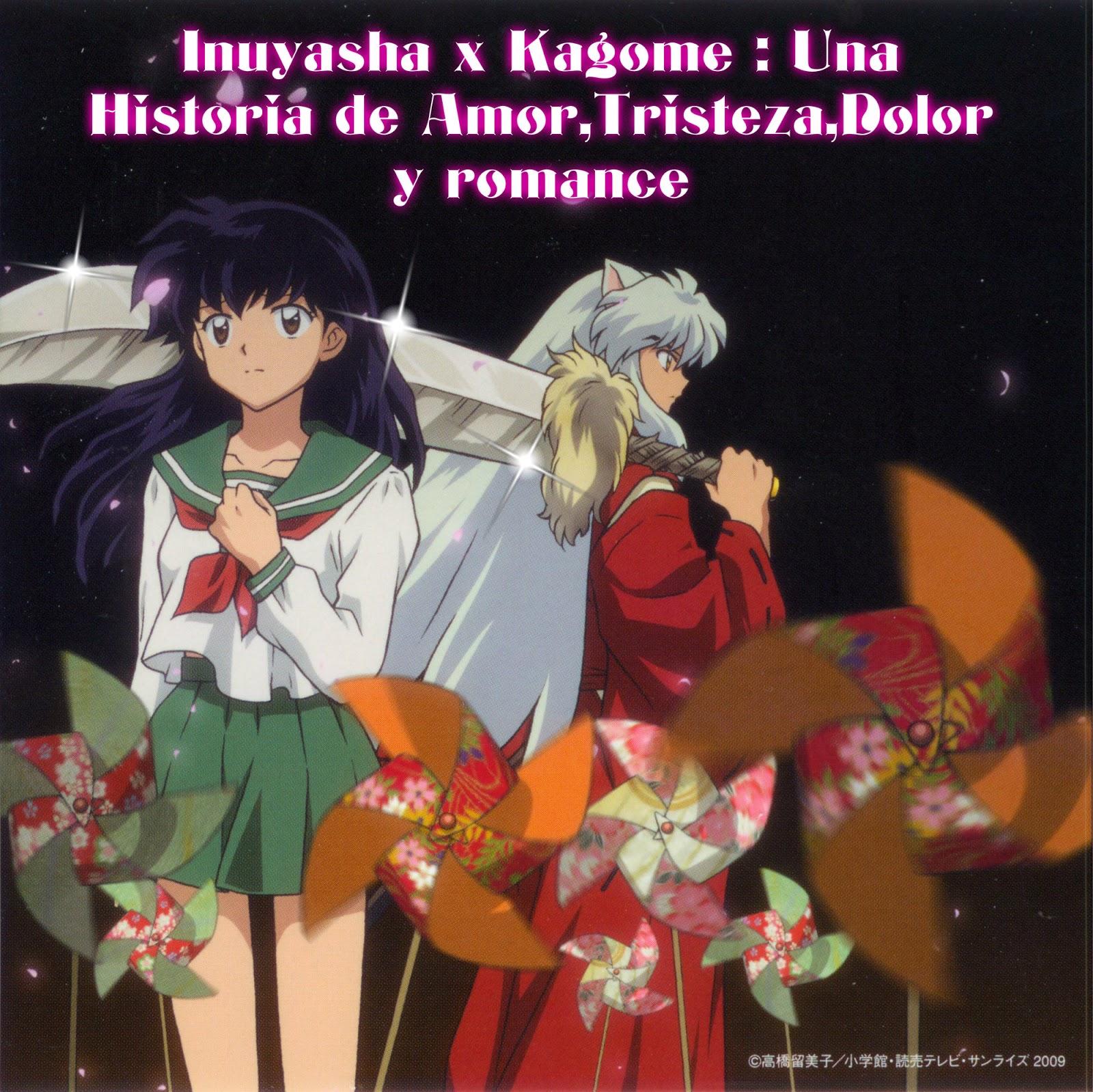 Inuyasha X Fan Fiction Kagome