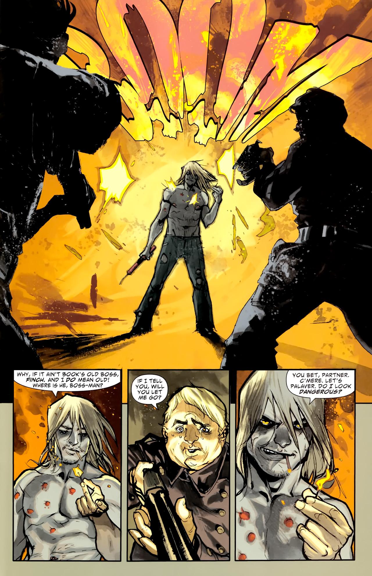 Read online American Vampire comic -  Issue #3 - 29