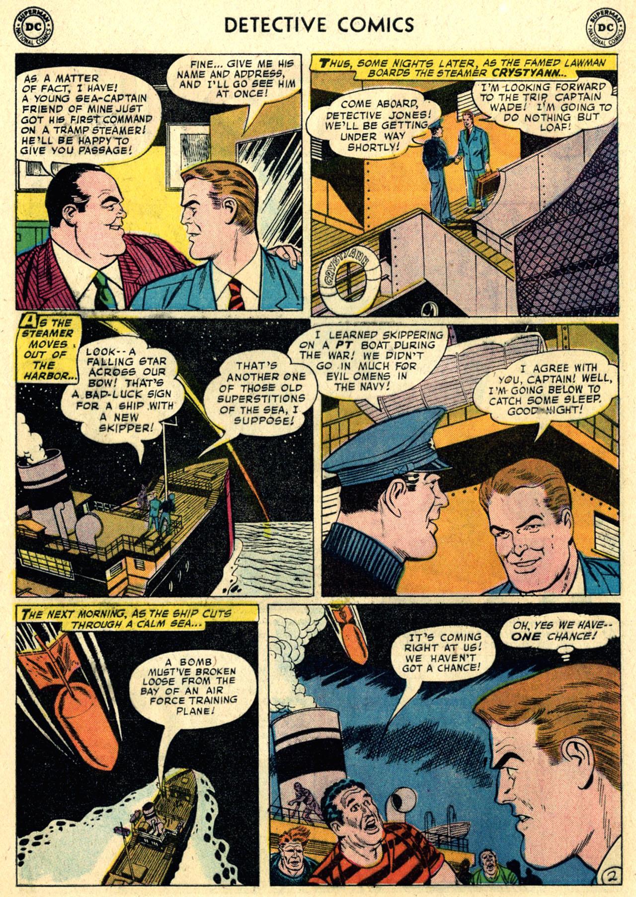 Read online Detective Comics (1937) comic -  Issue #258 - 28