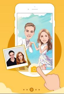 Download Aplikasi Merubah Foto Jadi Kartun Terbaik