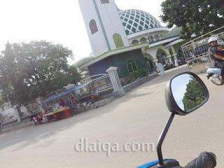 Masjid Agung Istiqlal, Bandar Jaya