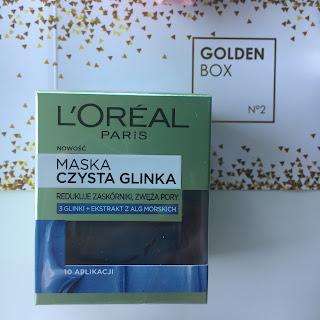 Subskrypcja pudełka Be Glossy, wersja specjalna Golden Box, No 2.