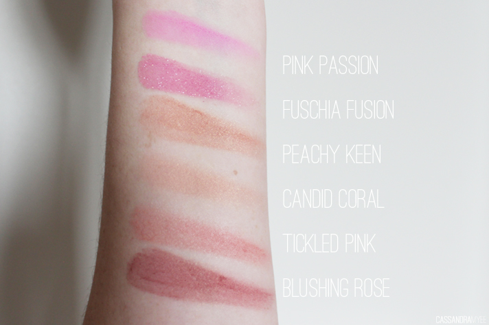 E.L.F. STUDIO // Blush Collection + Swatches - cassandramyee