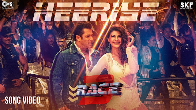 Heeriye Song Lyrics | Race 3 | Salman Khan, Jacqueline | Meet Bros ft. Deep Money, Neha Bhasin