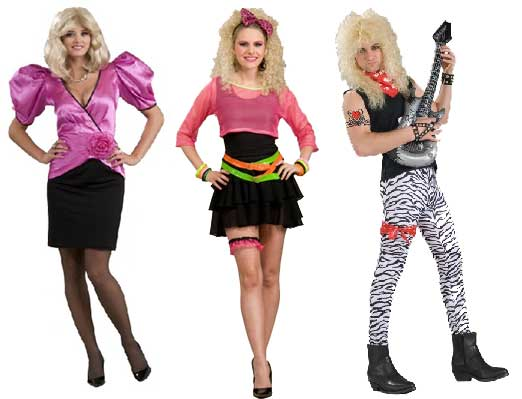 Nique In It!: How To Prepare For An 80's Themed Party