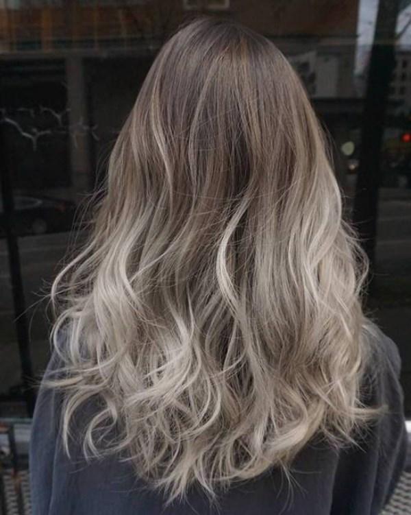 Những màu tóc nhuộm đẹp