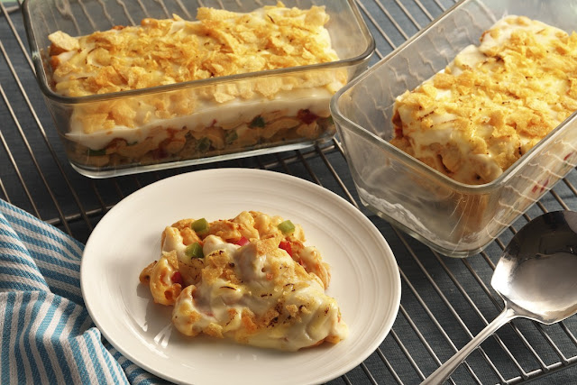 No Fuss Chicken Baked Mac Recipe