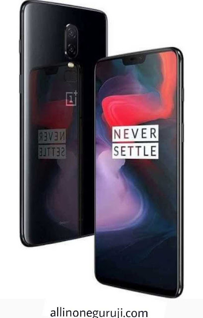OnePlus6 specifications