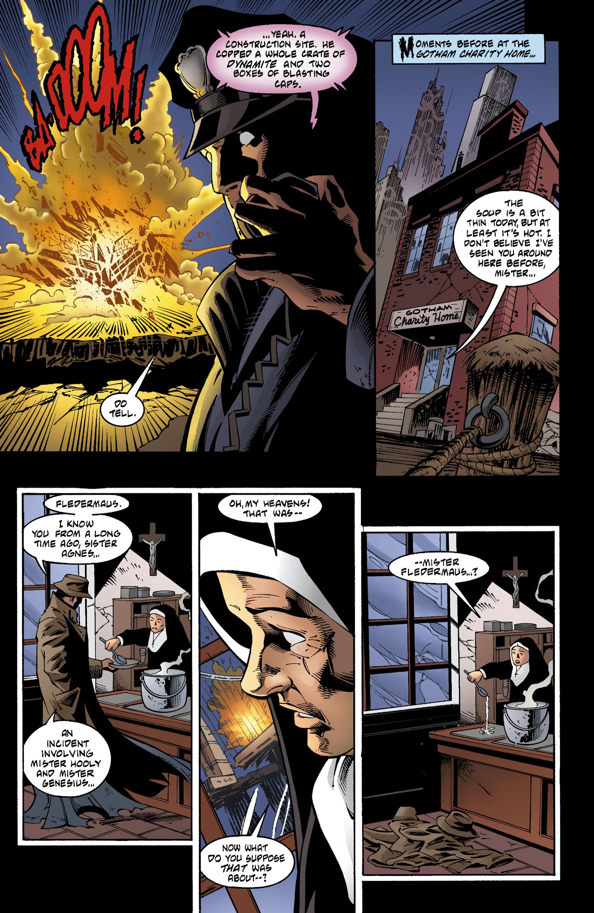 Detective Comics (1937) 736 Page 11