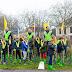 Eerste schep in de grond voor 5475 fietsen en herinrichting stationsplein Zwolle