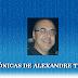 CRÔNICAS DE ALEXANDRE TENÓRIO: FINAL DE SEMANA PORRETA.