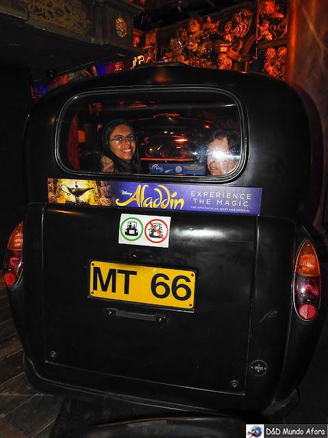 Passeio de táxi pela história de Londres no Museu Madame Tussauds. Como visitar o museu de cera de Londres