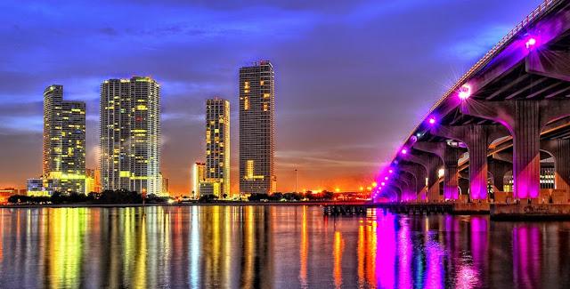 Vida nocturna de Miami