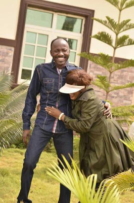Apostle Suleman in a hot ROMANCE