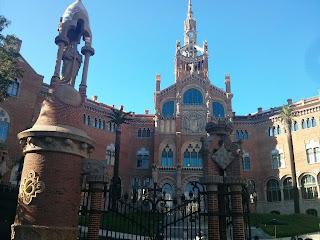 barcelona hospital sant pau