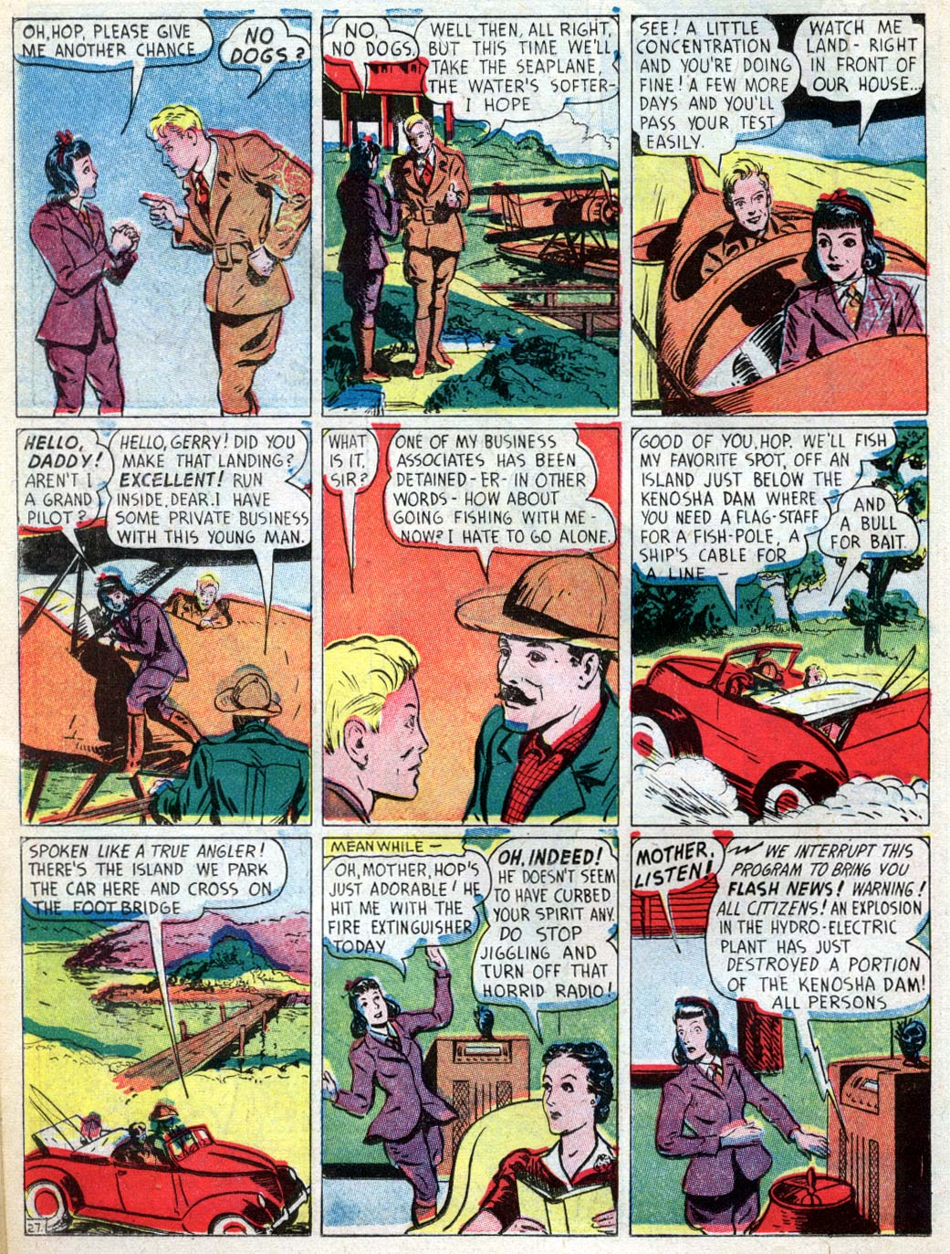 Read online All-American Comics (1939) comic -  Issue #7 - 40