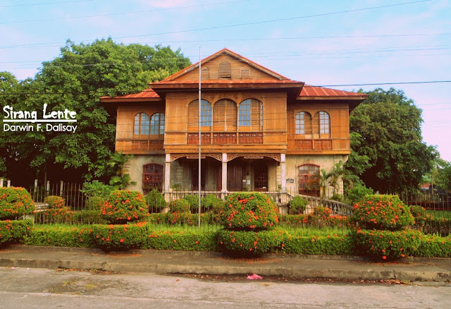 tourist spots in Silay City