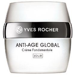 Crème Fondamentale Jour - Anti-Age Global de Yves Rocher
