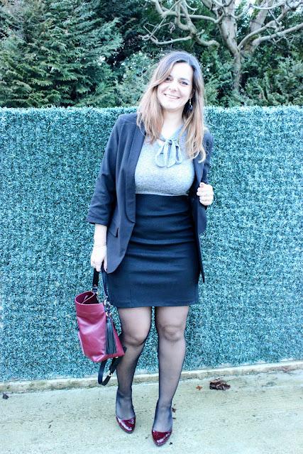 tenue de boulot, working outfits, les petites bulles de ma vie