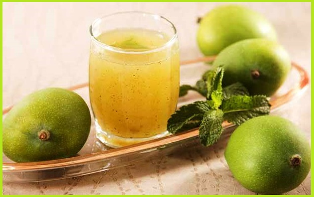Aam Panna Recipe in Hindi For Fasting