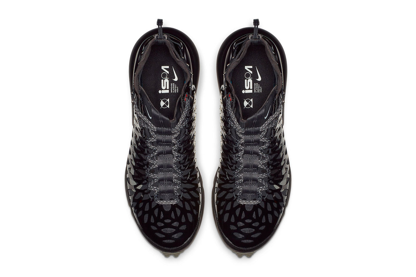 the latest 5e8f2 10883 Swag Craze: First Look: Nike ISPA Air Max 270 SP SOE – Black
