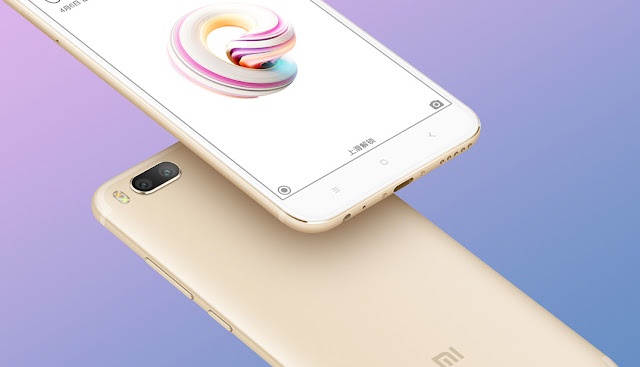 Xiaomi finally release its new Mi 5x after several leaks online. It boasts a concealed antenna design with smooth anti-fingerprint coating.