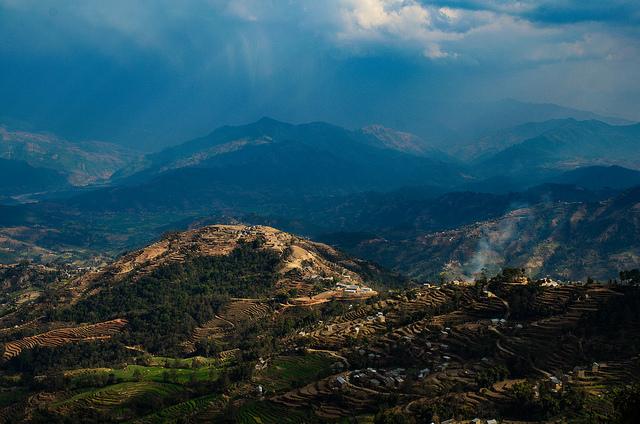 Nepal_Nagarkot