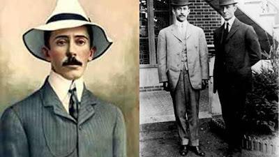 Santos Dumont ou os Irmãos Wright quem inventou o avião
